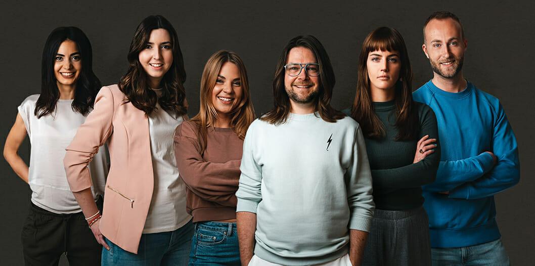 Das Team - SCHABBACH & WEBER - Ihr Friseur in München-Schwabing